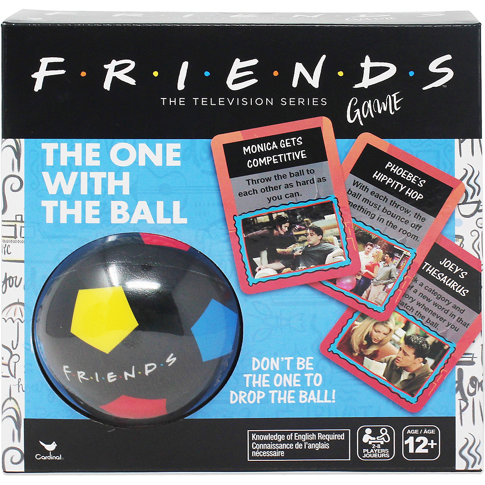 FRIENDS: The One with the Ball Image #1