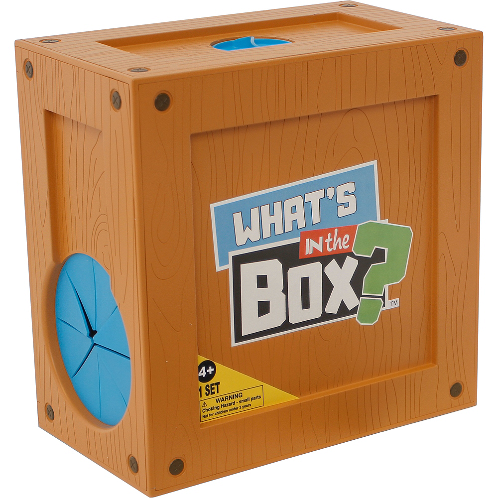 What's in The Box Game Image #1