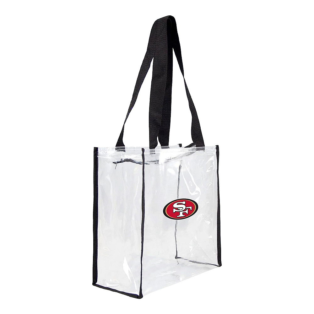 Nav Item for San Francisco 49ers Stadium Tote Image #1