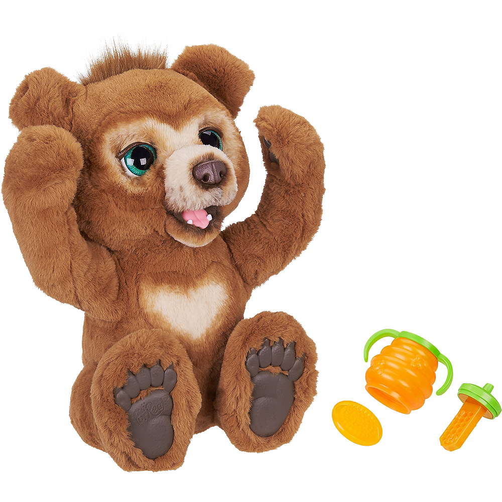 FurReal Friends Cubby The Bear Image #1
