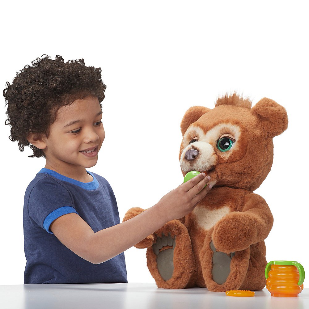FurReal Friends Cubby The Bear Image #2