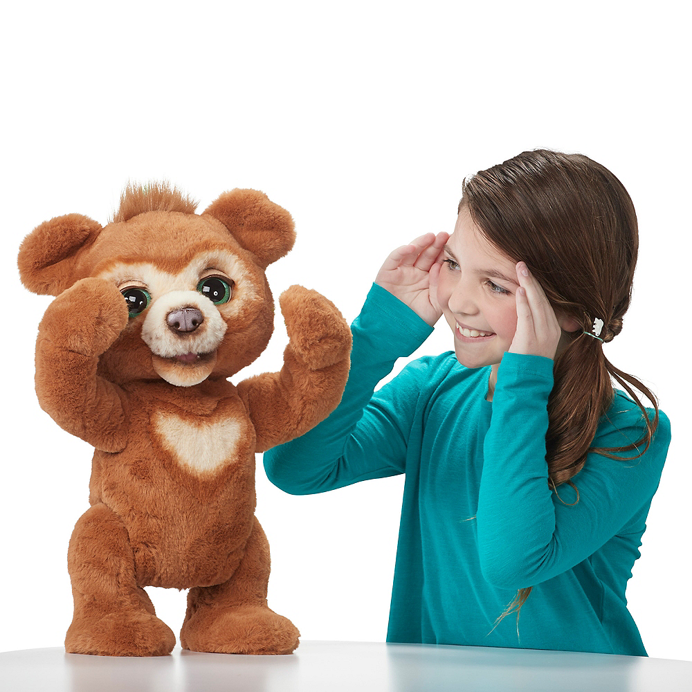 FurReal Friends Cubby The Bear Image #3