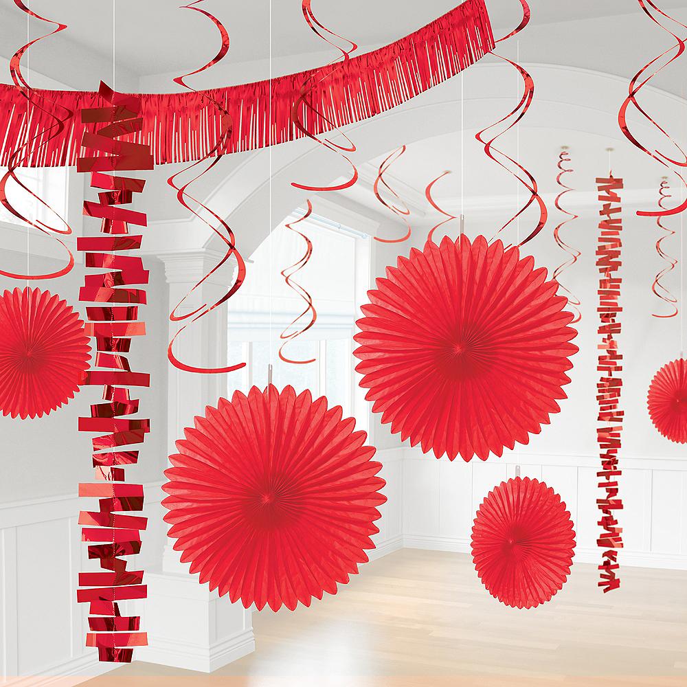 Red Decorating Kit, 18pc Image #1