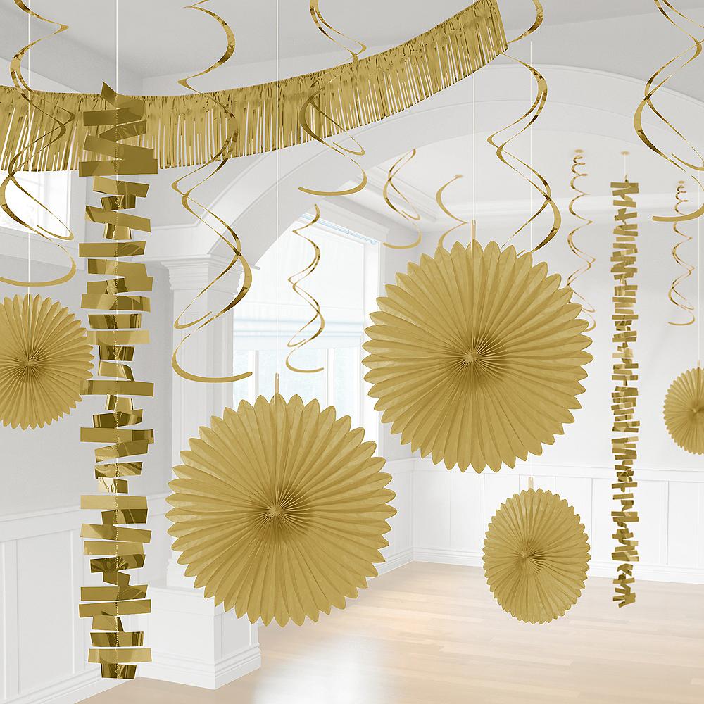 Gold Decorating Kit, 18pc Image #1