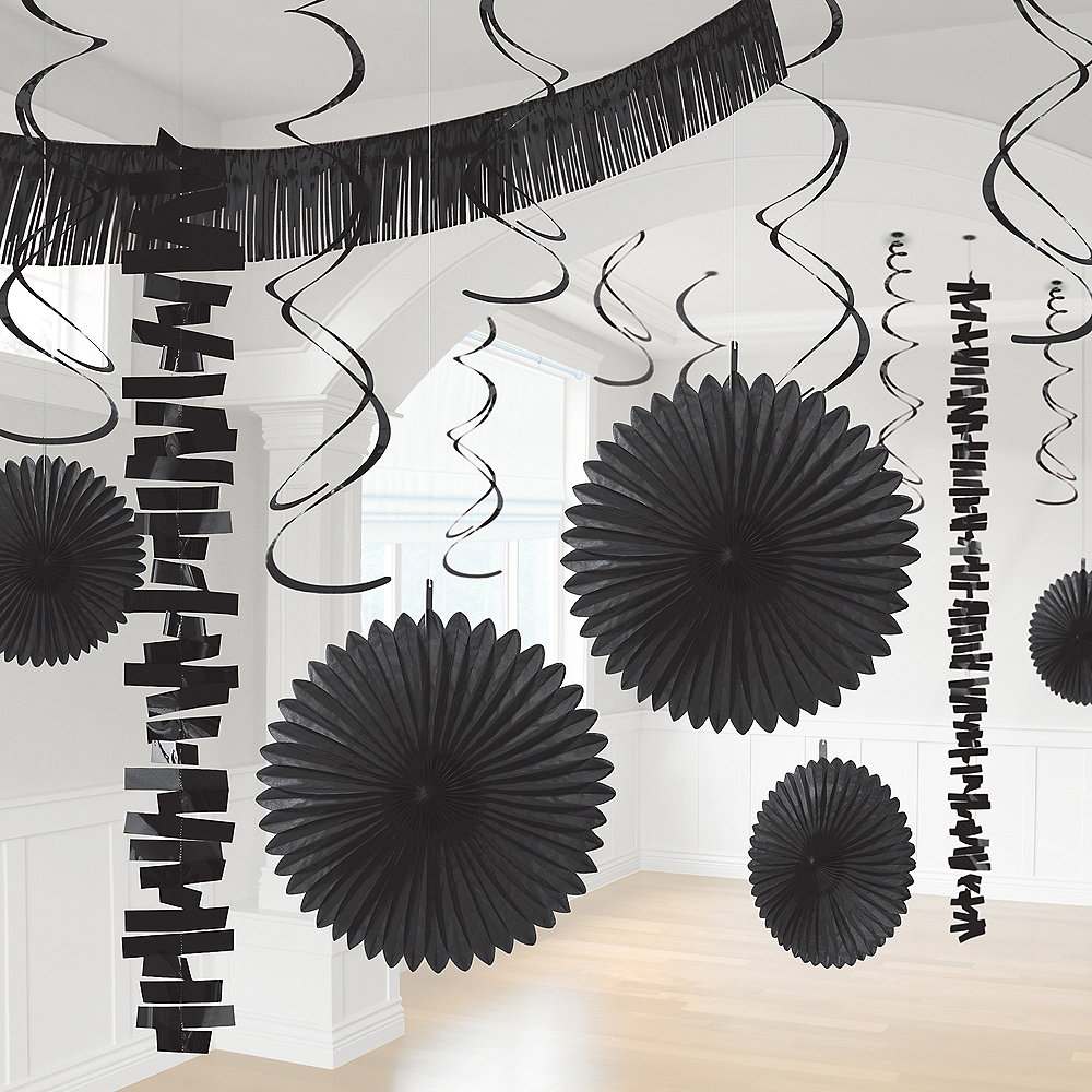 Black Decorating Kit, 18pc Image #1