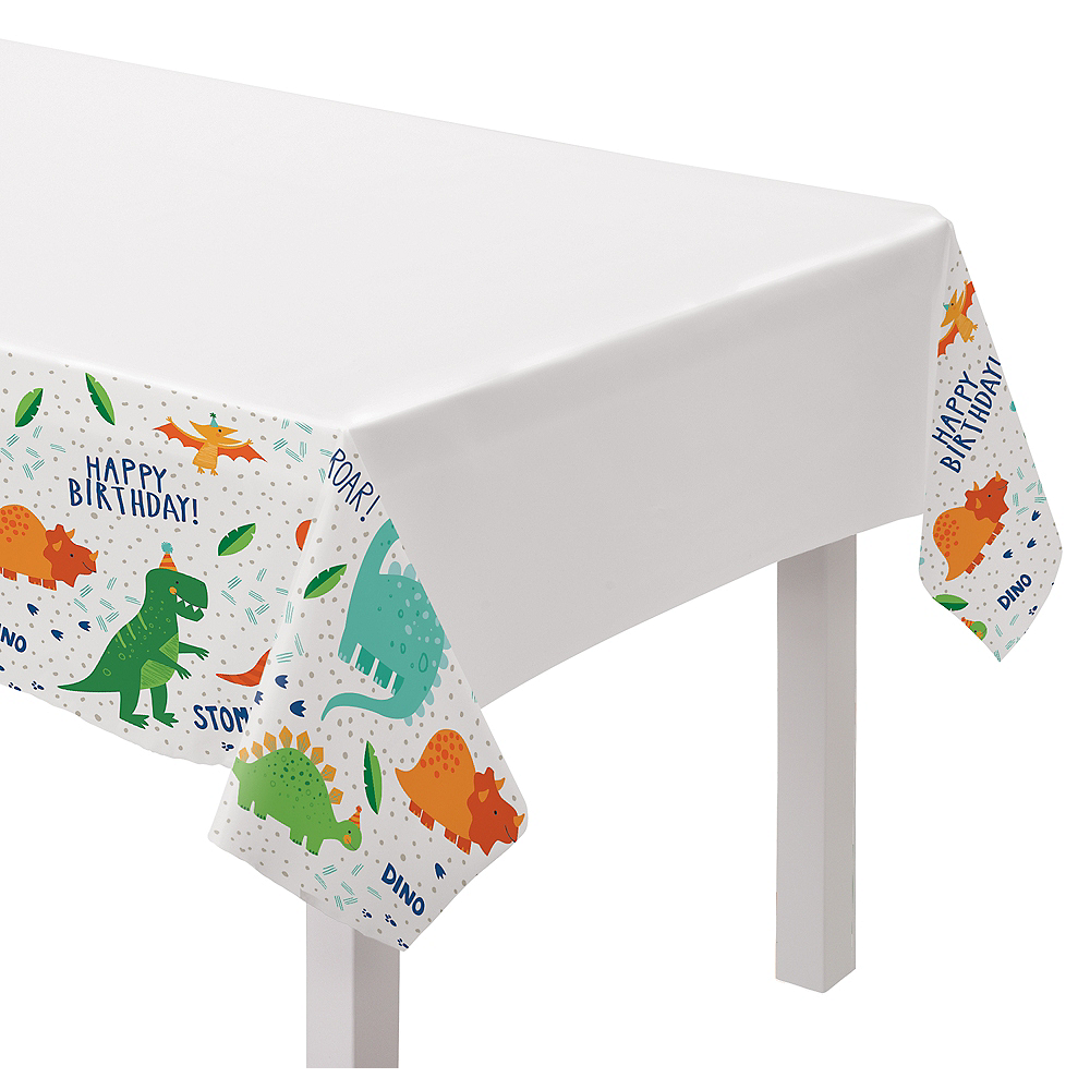 Dino-Mite Table Cover Image #1