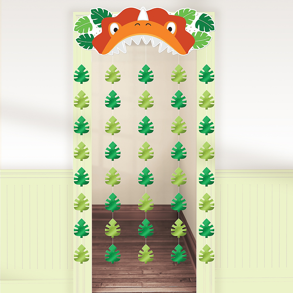 Dino-Mite Doorway Curtain Image #1