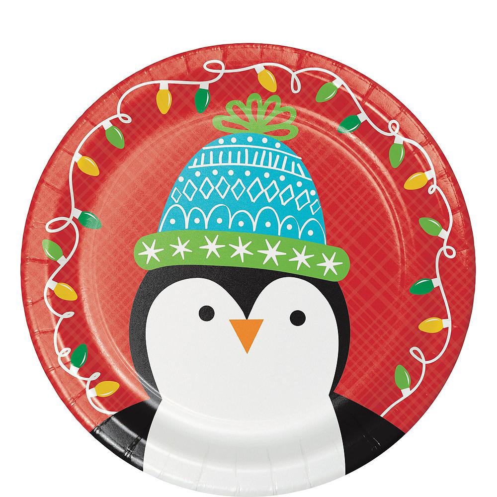 Friends of Santa Tableware Kit for 56 Guests Image #7