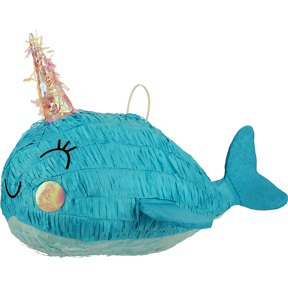 Nav Item for Narwhal Pinata Decoration Image #1