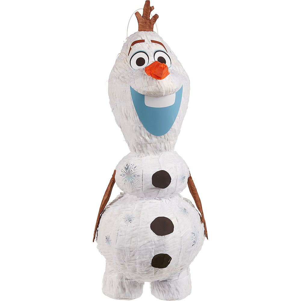 Nav Item for Olaf Pinata Decoration - Frozen 2 Image #1