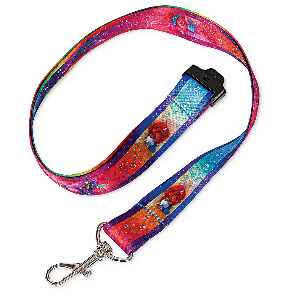Trolls World Tour Lanyard Image #1