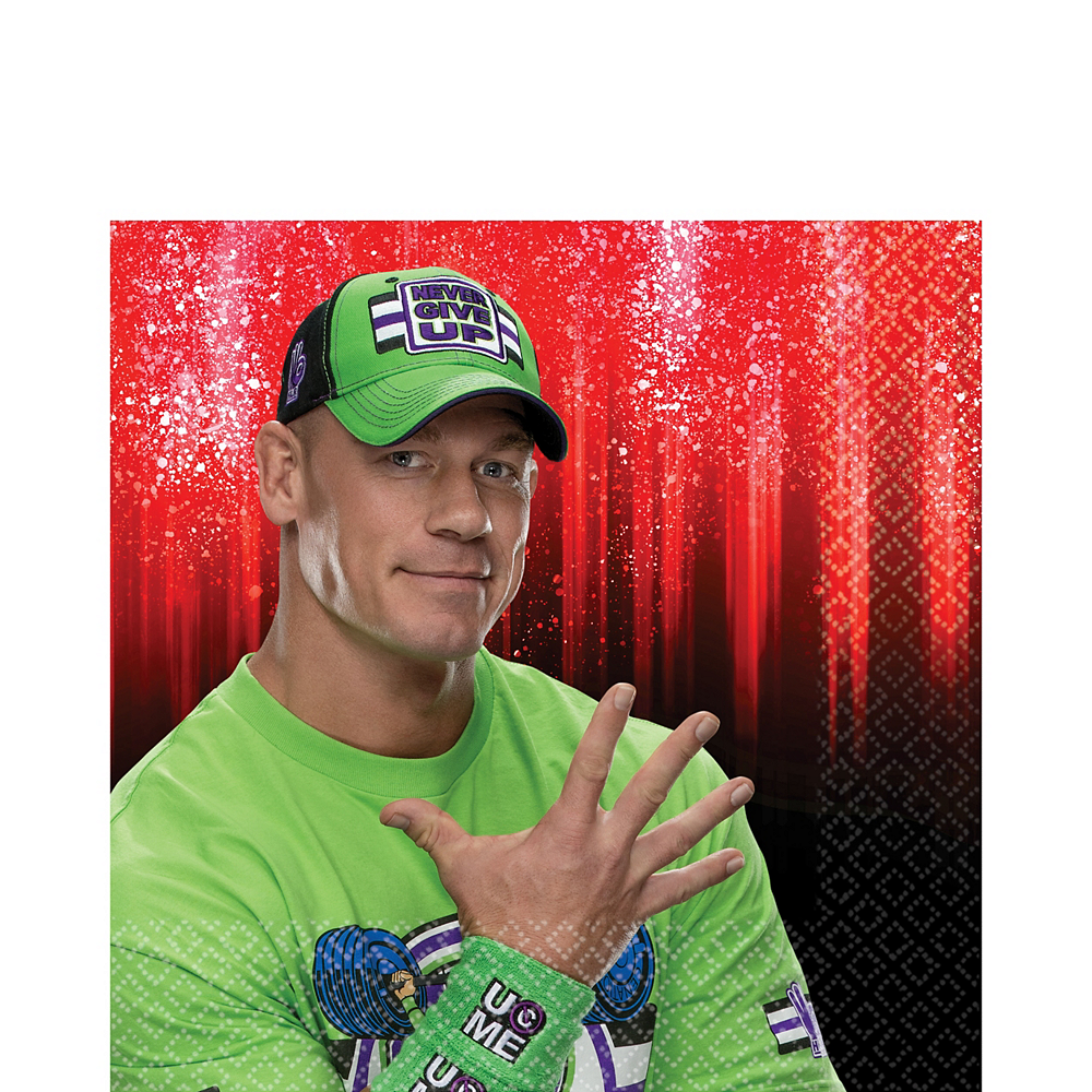 WWE Champion Lunch Napkins 16ct Image #1