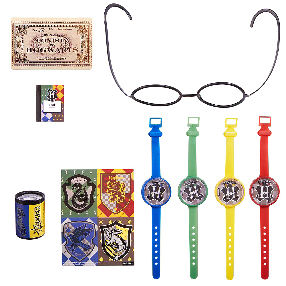 Harry Potter Party Favor Kit for 8 Guests Image #2