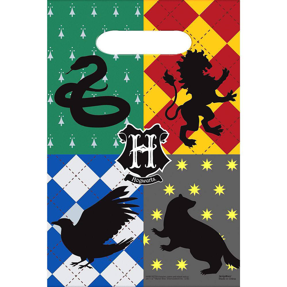 Harry Potter Party Favor Kit for 8 Guests Image #3