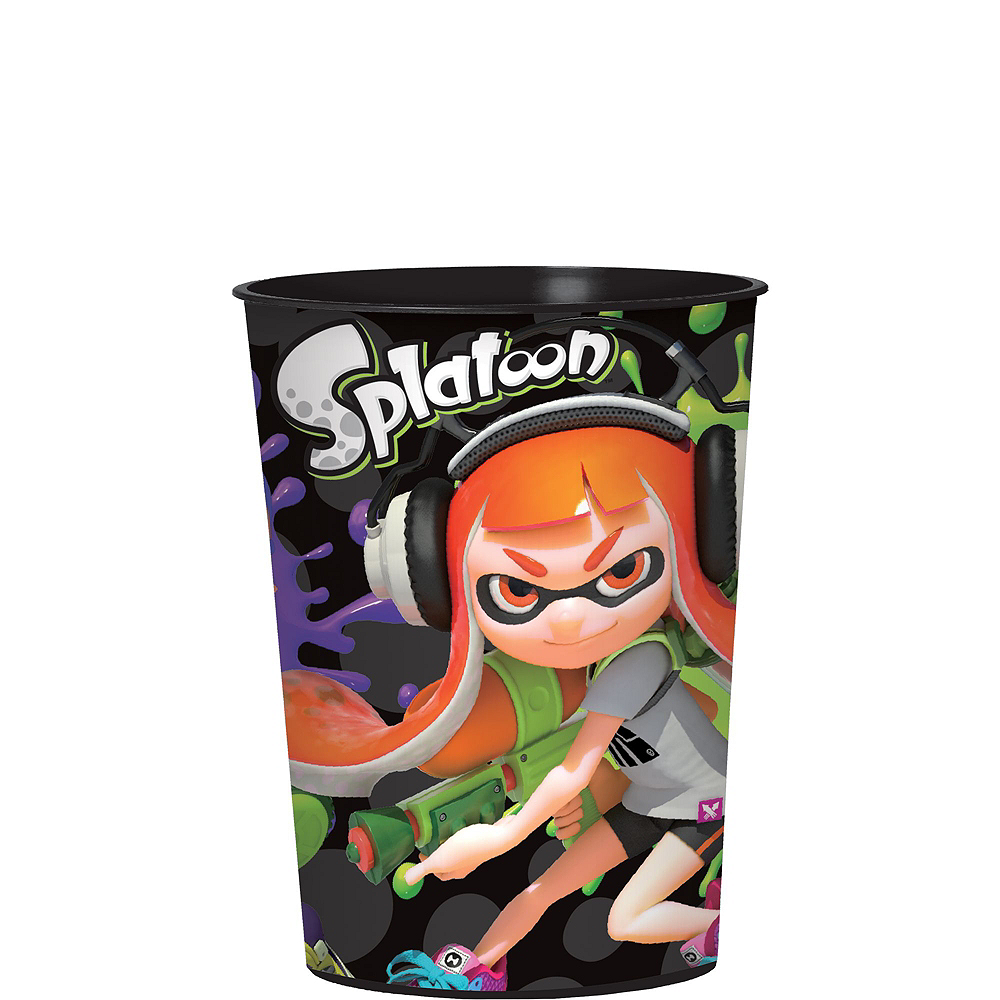 Splatoon Super Party Favor Kit for 8 Guests Image #2