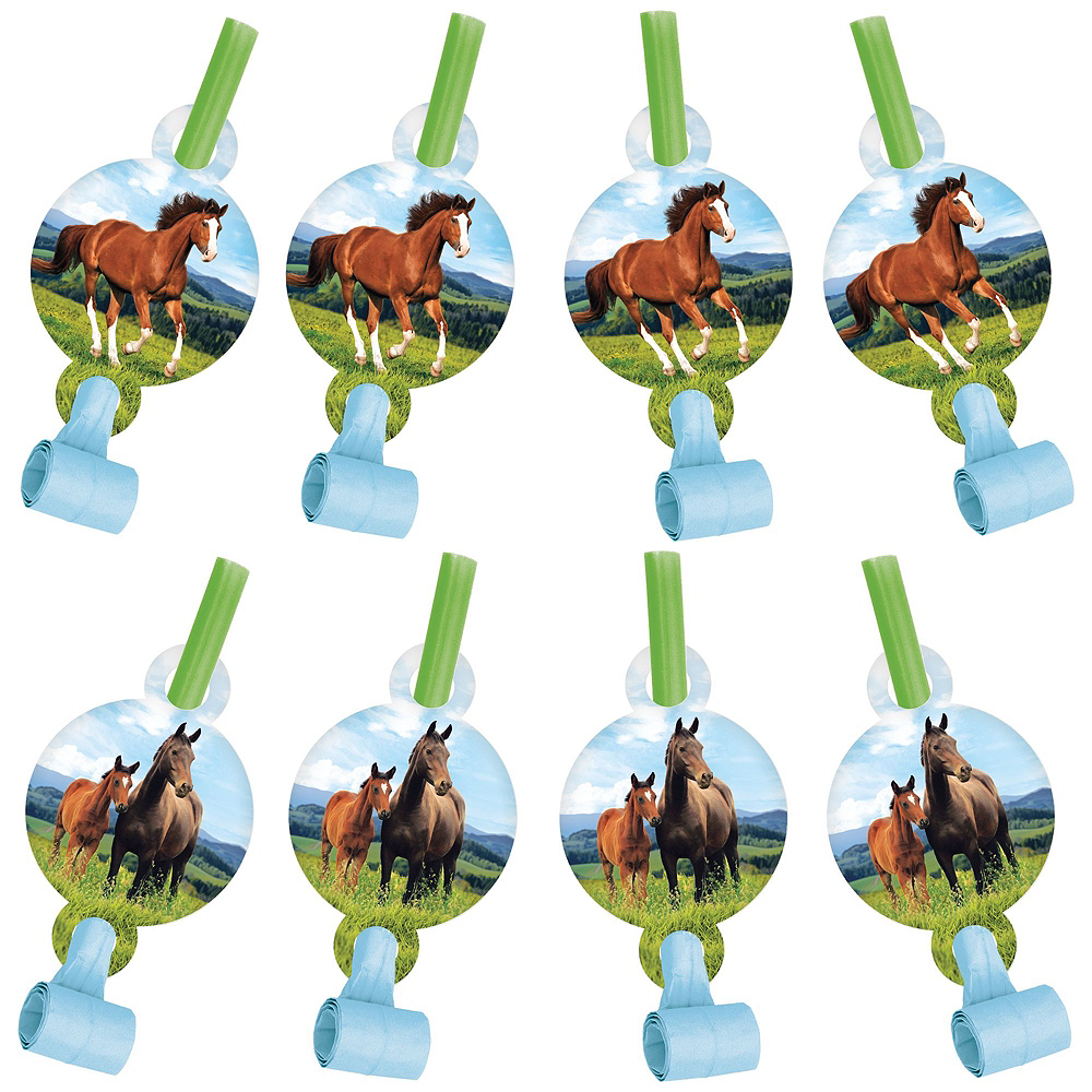 Wild Horse Ultimate Party Favor Kit for 8 Guests Image #2