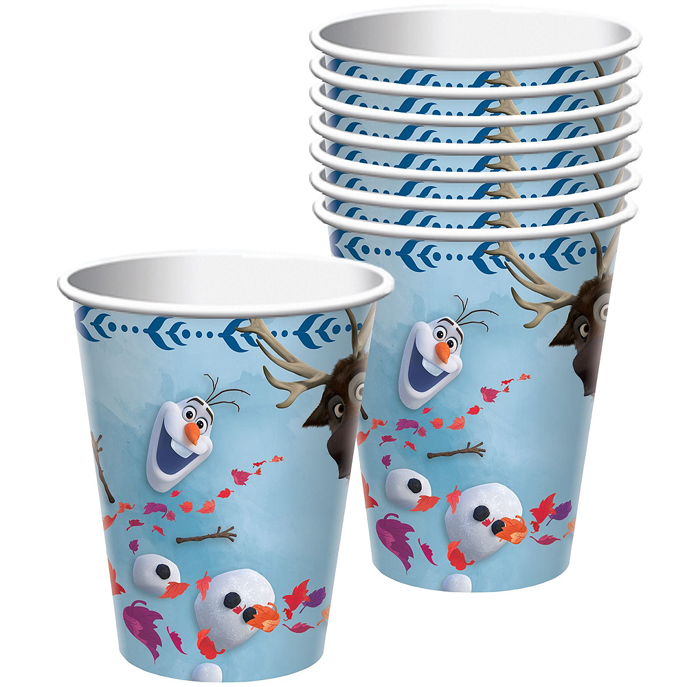 Frozen 2 Tableware Kit for 24 Guests Image #6