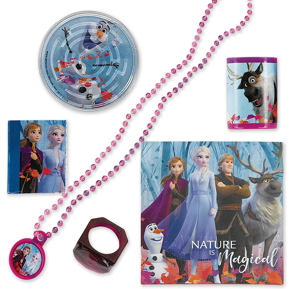 Frozen 2 Favor Kit for 8 Guests Image #3