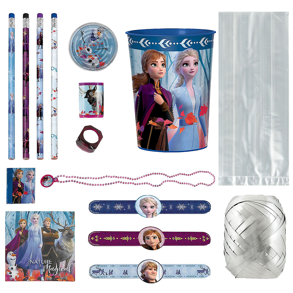 Nav Item for Super Frozen 2 Favor Kit for 8 Guests Image #1