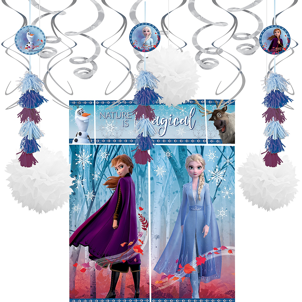 Frozen 2 Decorating Kit Image #1