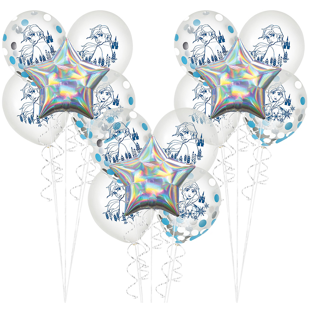 Frozen 2 Balloon Kit Image #1