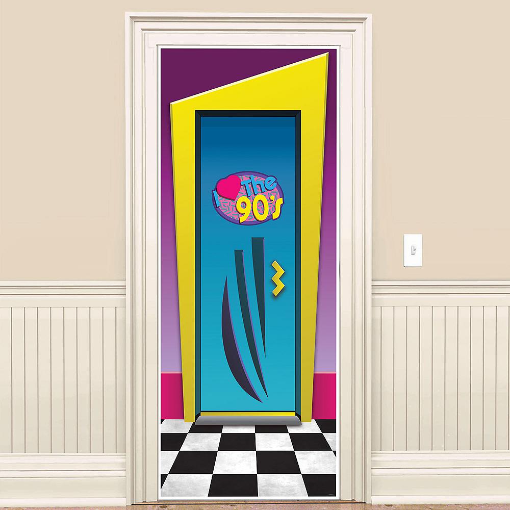 Love the 90s Door Cover Image #1