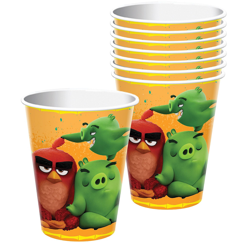 Angry Birds Tableware Kit for 8 Guests Image #6