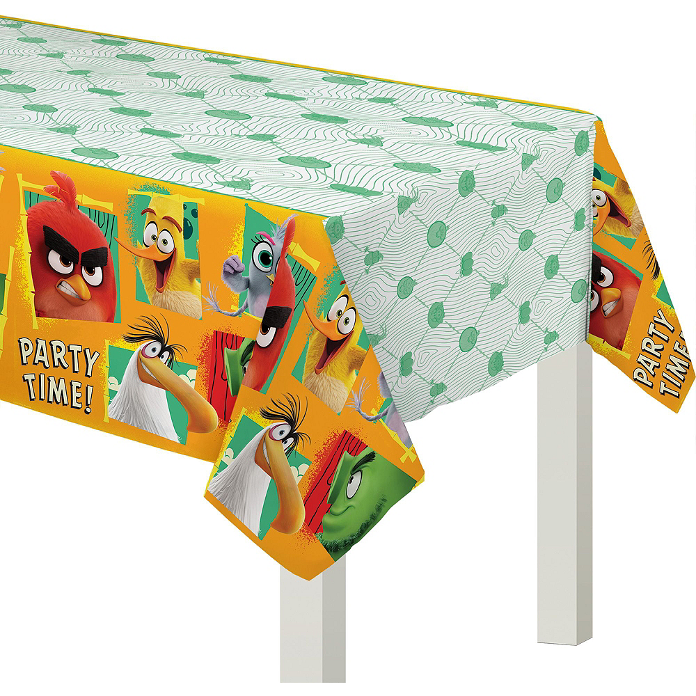 Angry Birds Tableware Kit for 8 Guests Image #7