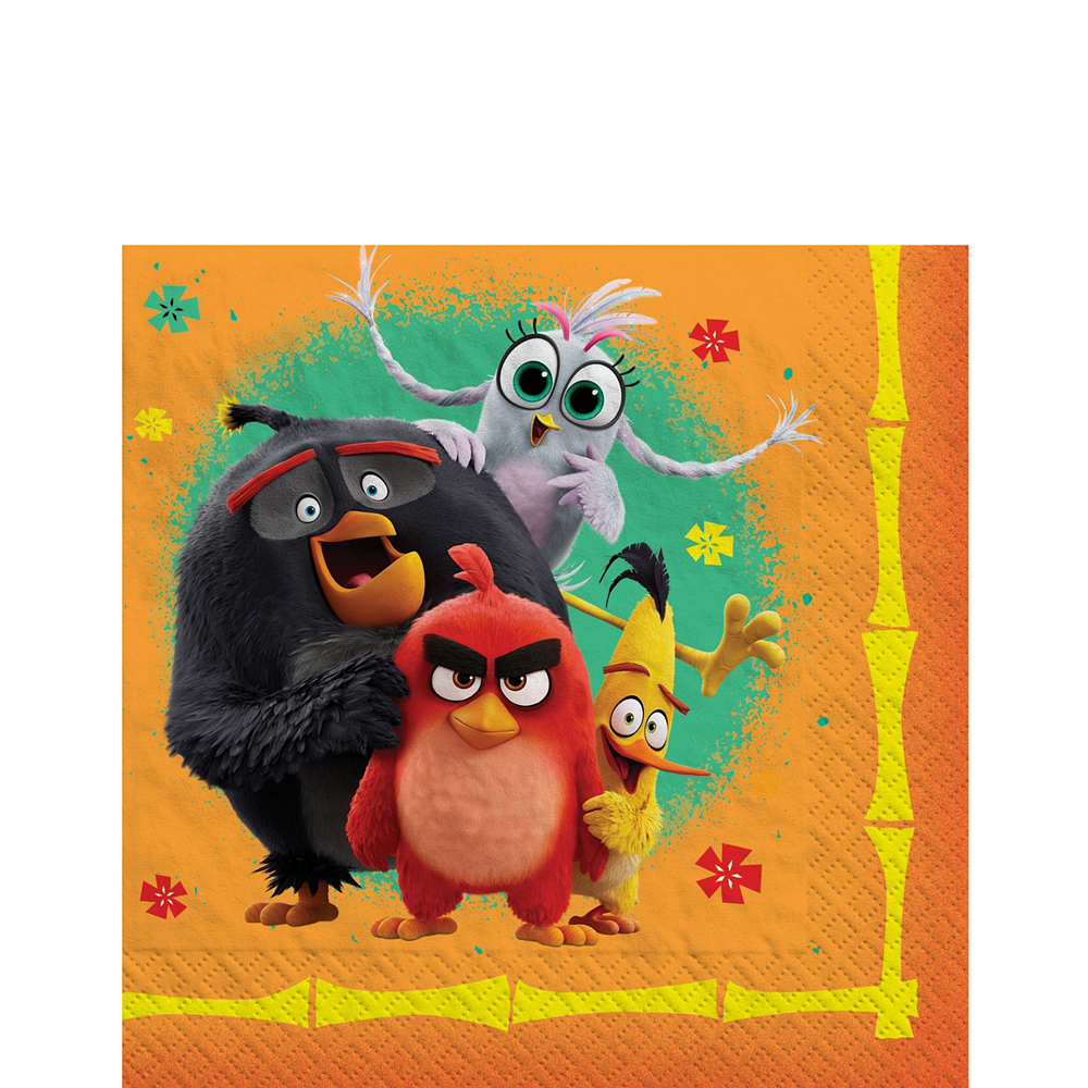 Angry Birds Ultimate Tableware Kit for 16 Guests Image #5