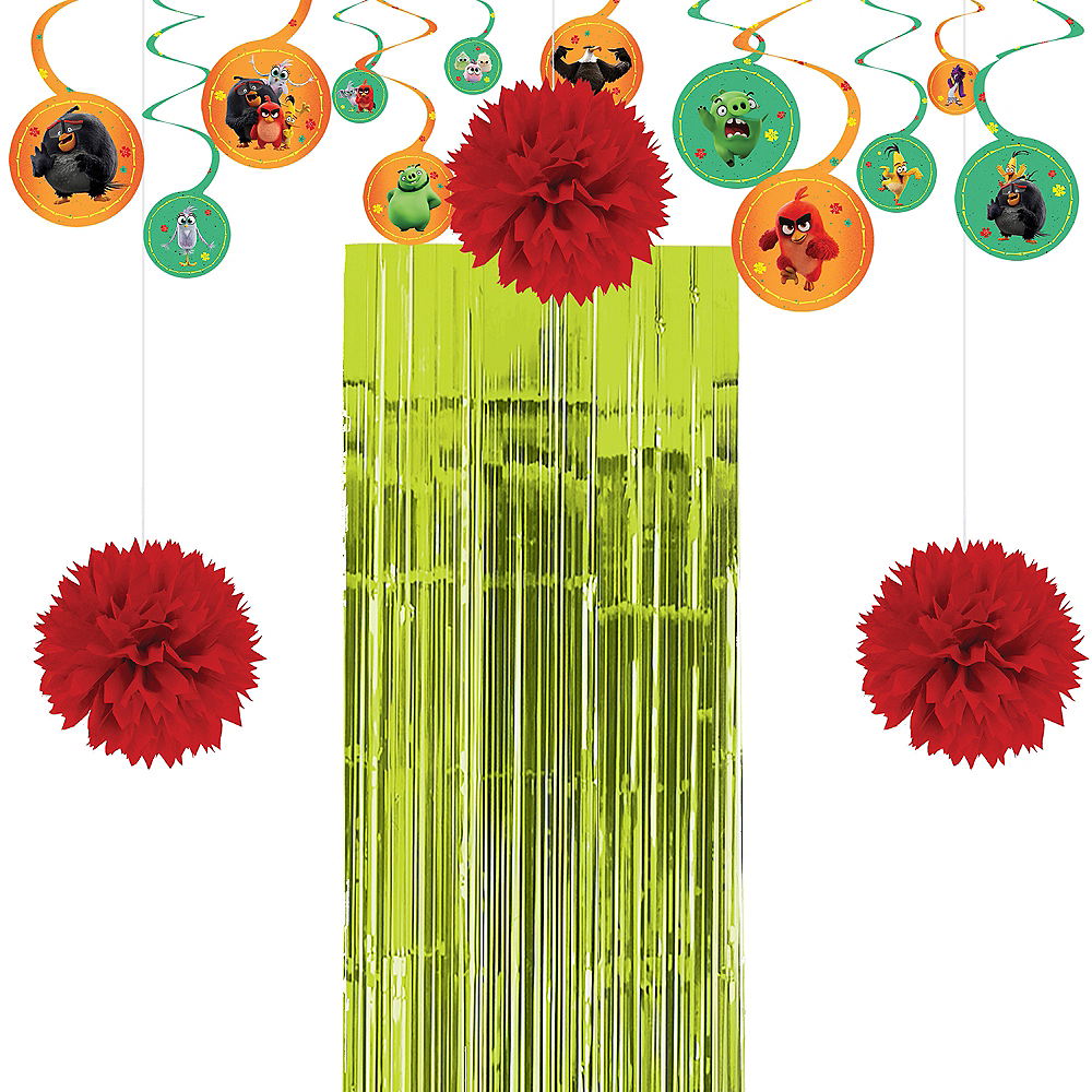 Angry Birds Decorating Kit Image #1