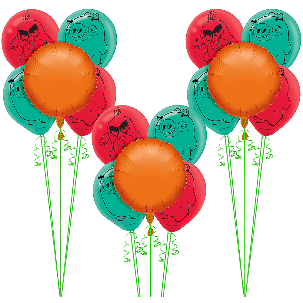 Angry Birds Balloon Kit Image #1