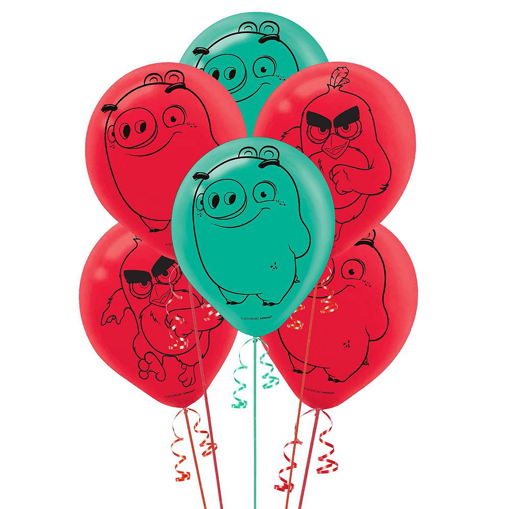 Angry Birds Balloon Kit Image #2