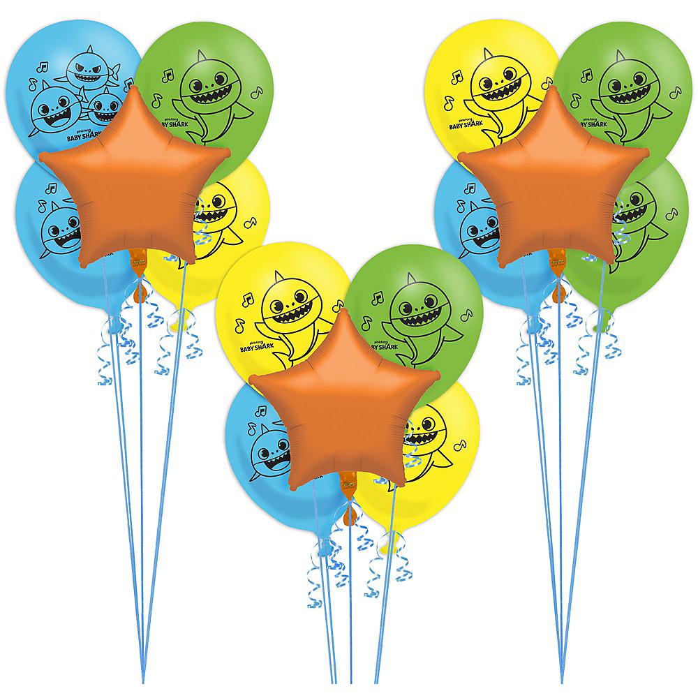 Baby Shark Balloon Kit Image #1