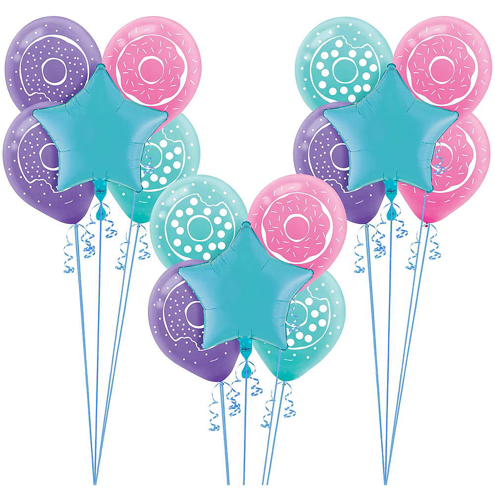 Donut Party Balloon Kit Image #1