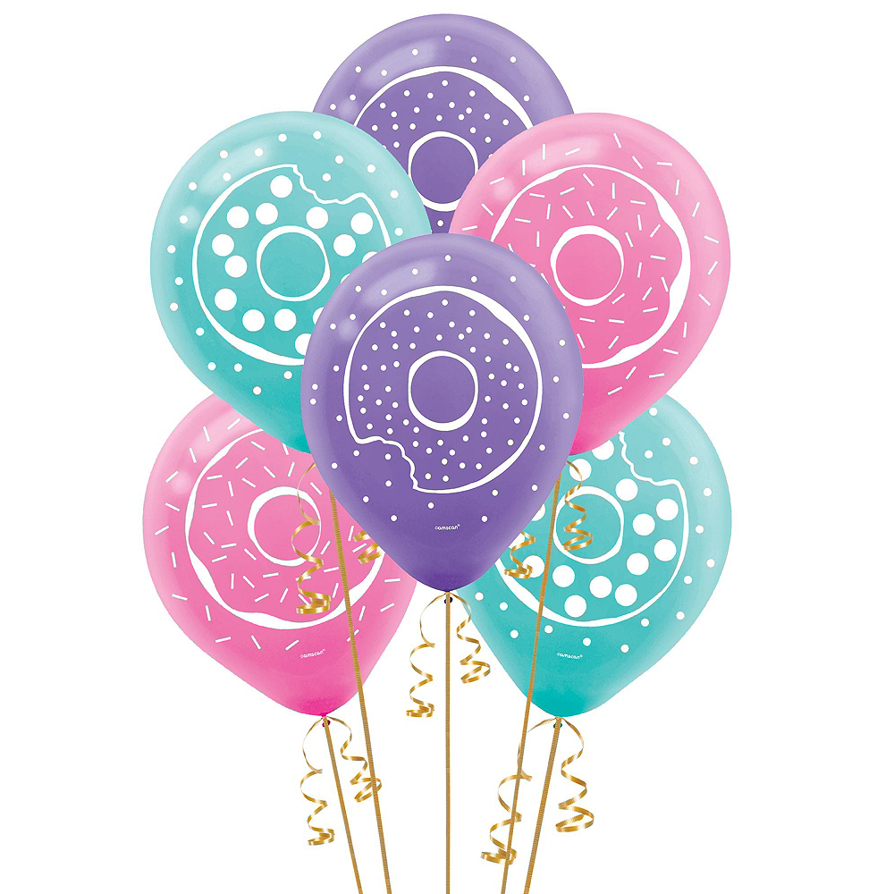 Donut Party Balloon Kit Image #4