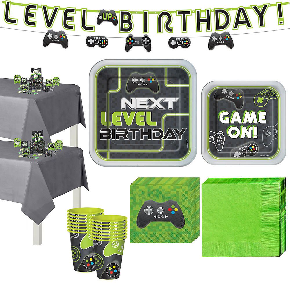 Level Up Tableware Kit for 16 Guests Image #1