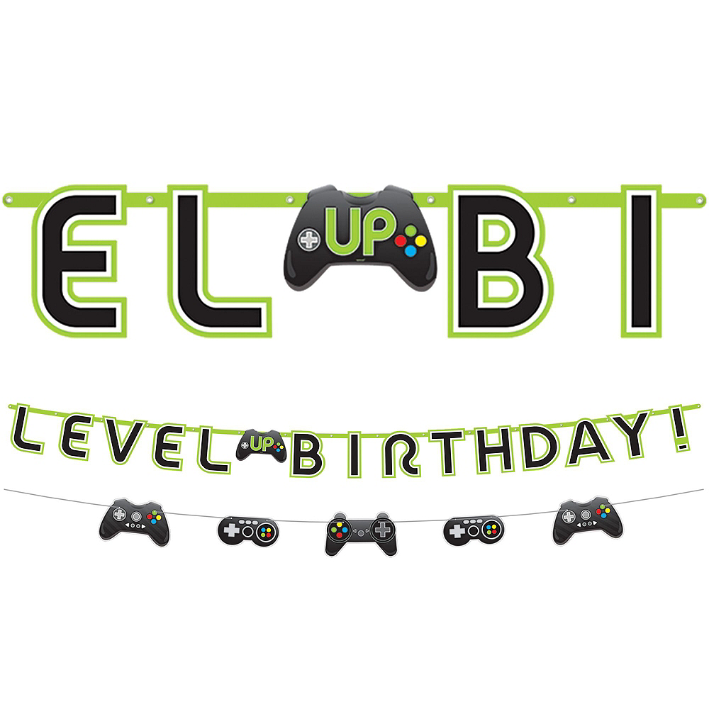 Ultimate Level Up Party Kit for 16 Guests Image #11