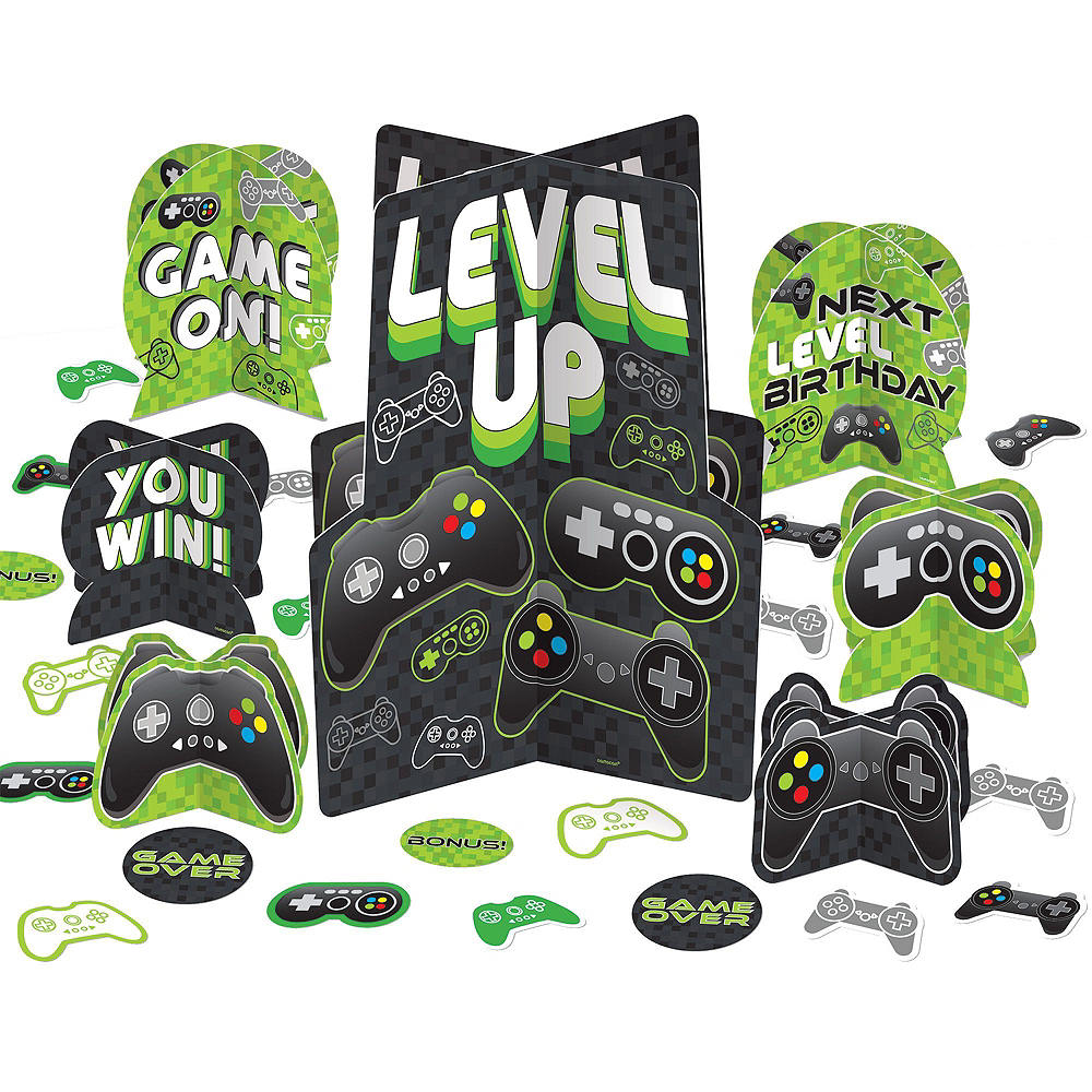 Ultimate Level Up Party Kit for 16 Guests Image #16