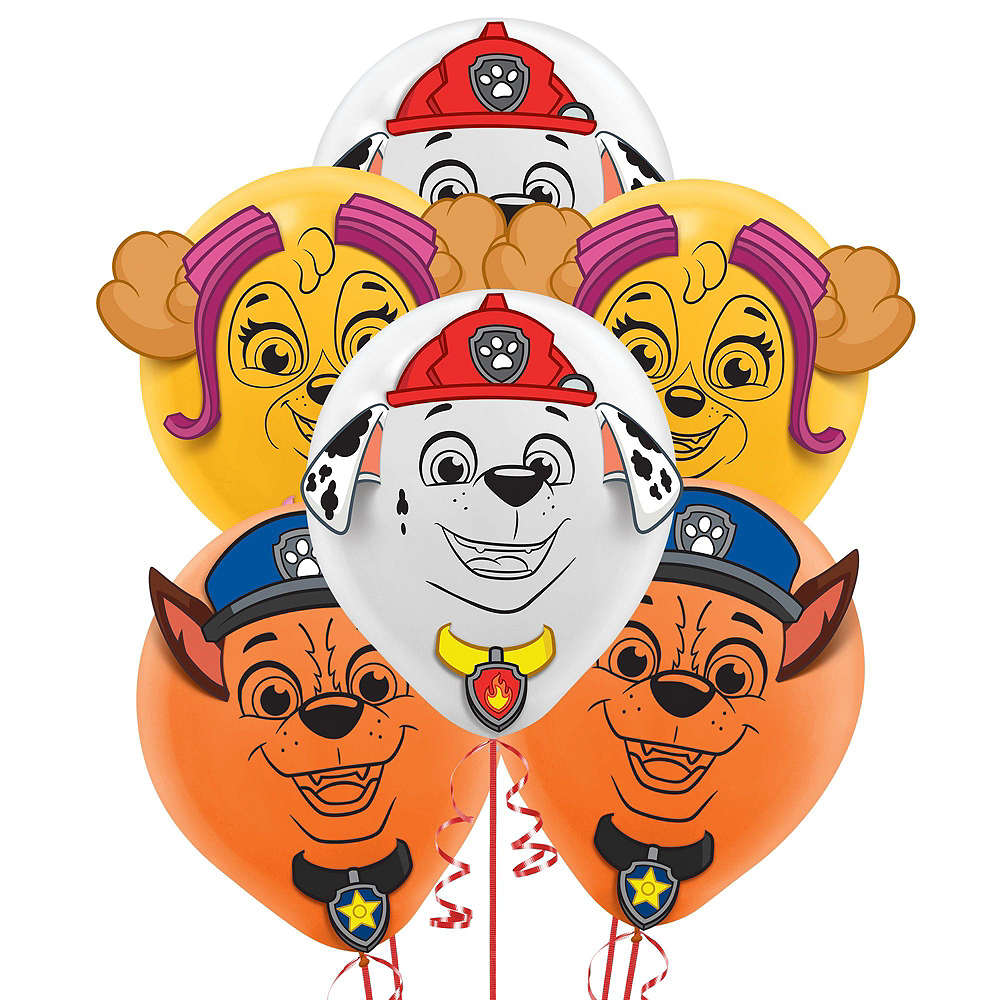 PAW Patrol Adventure Tableware Kit for 16 Guests Image #9