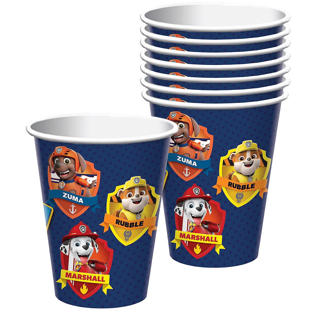 PAW Patrol Adventure Tableware Kit for 24 Guests Image #6
