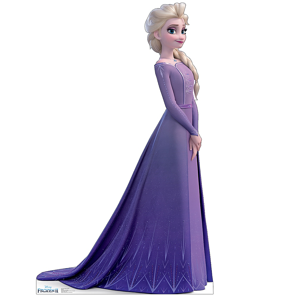 Collector's Edition Elsa Life-Size Cardboard Cutout - Frozen 2 Image #1