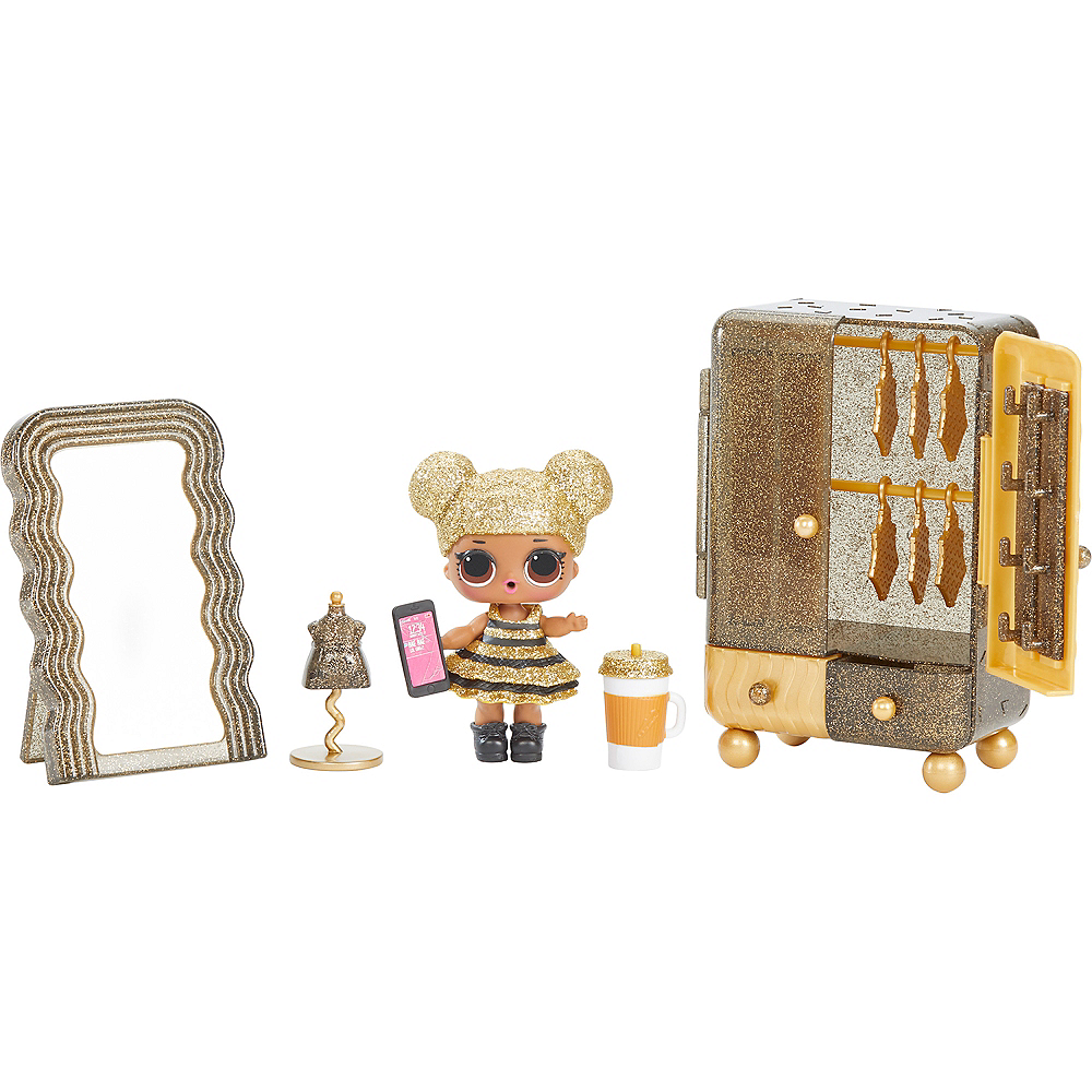 L.O.L. Surprise Furniture Packs Boutique with Queen Bee Image #1