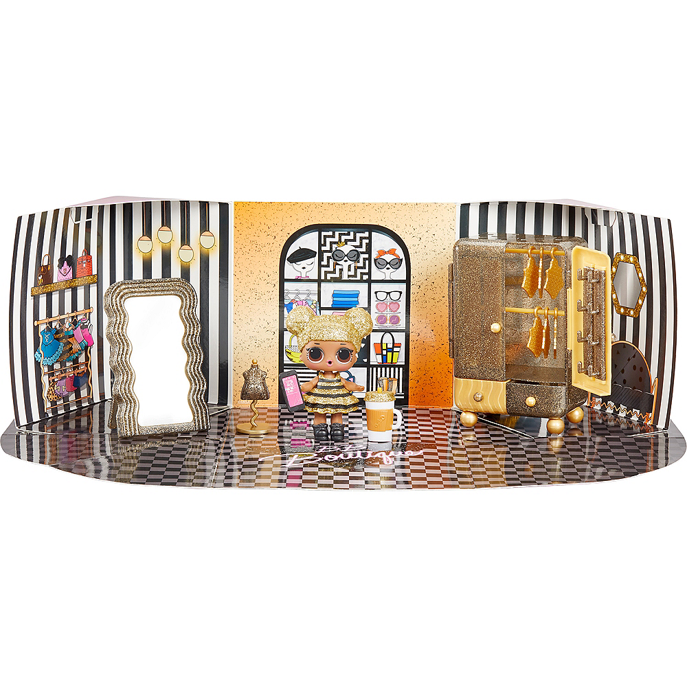 L.O.L. Surprise Furniture Packs Boutique with Queen Bee Image #2