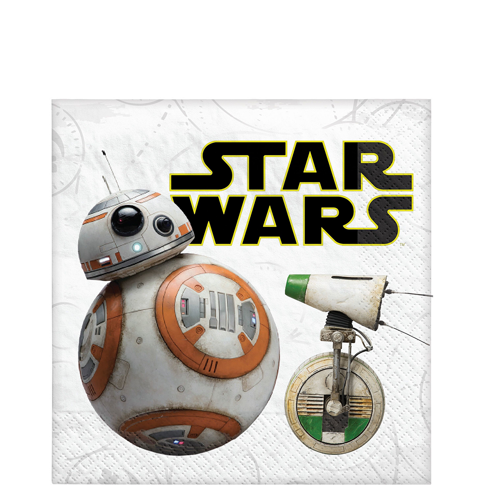 Star Wars 9 The Rise of Skywalker Tableware Kit for 16 Guests Image #5
