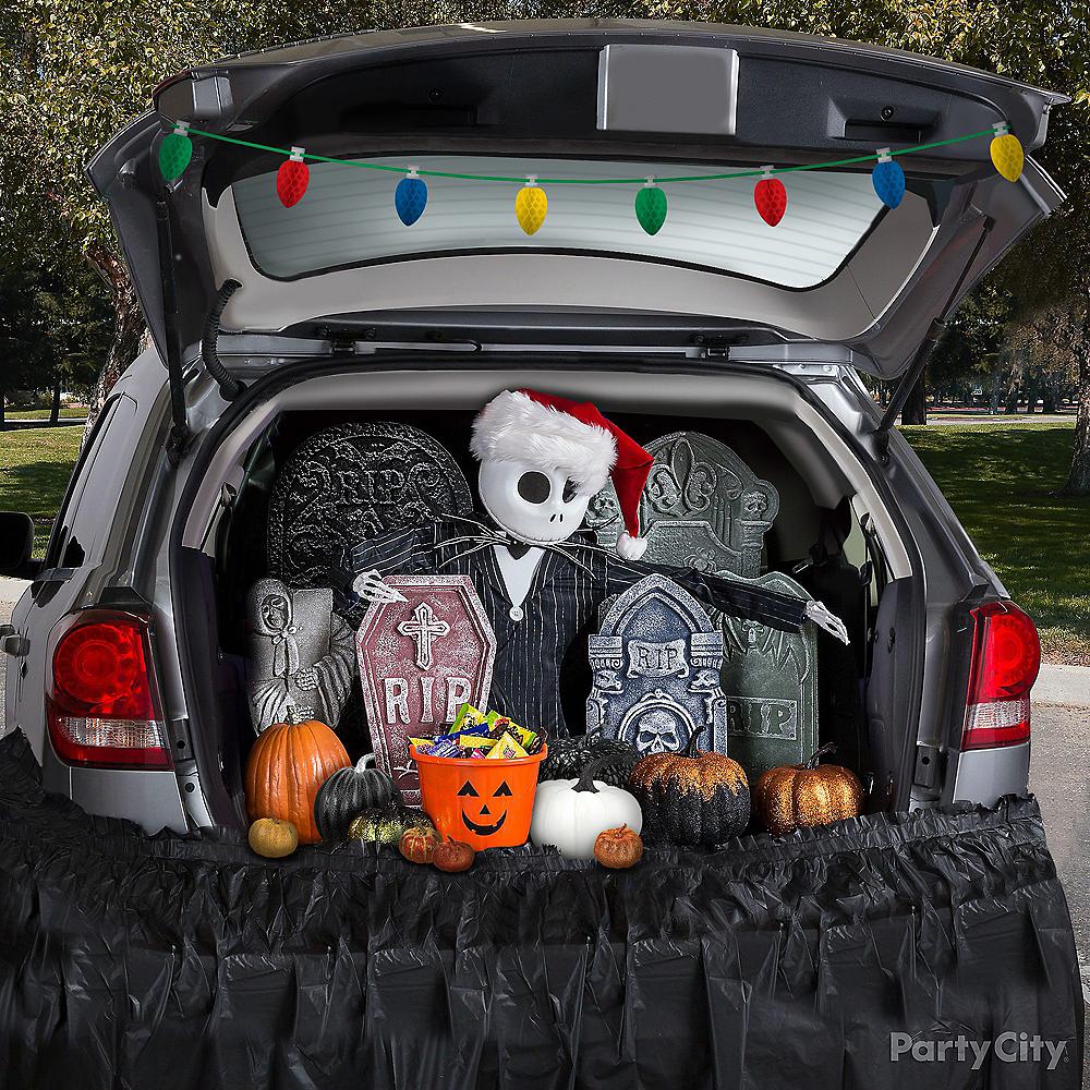 A Nightmarish Christmas Trunk-or-Treat Car Decorating Kit Image #1