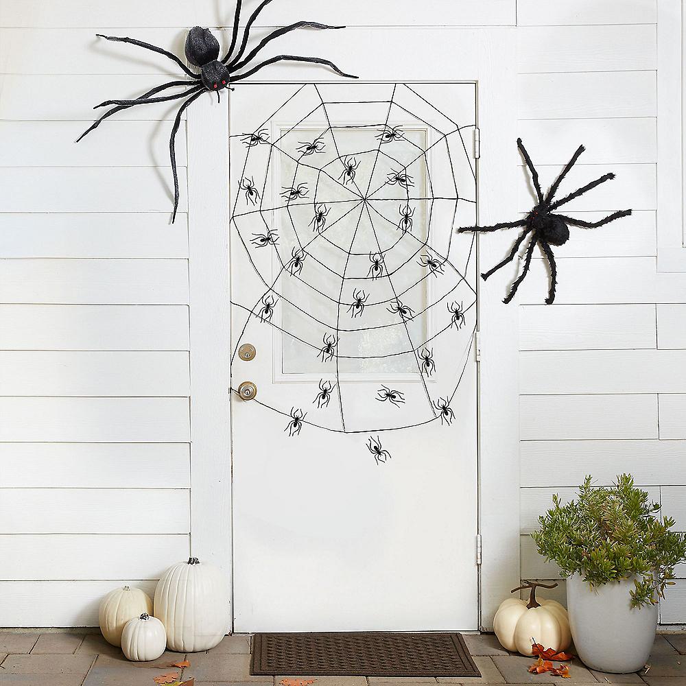Spider Door Decorating Kit Image #1