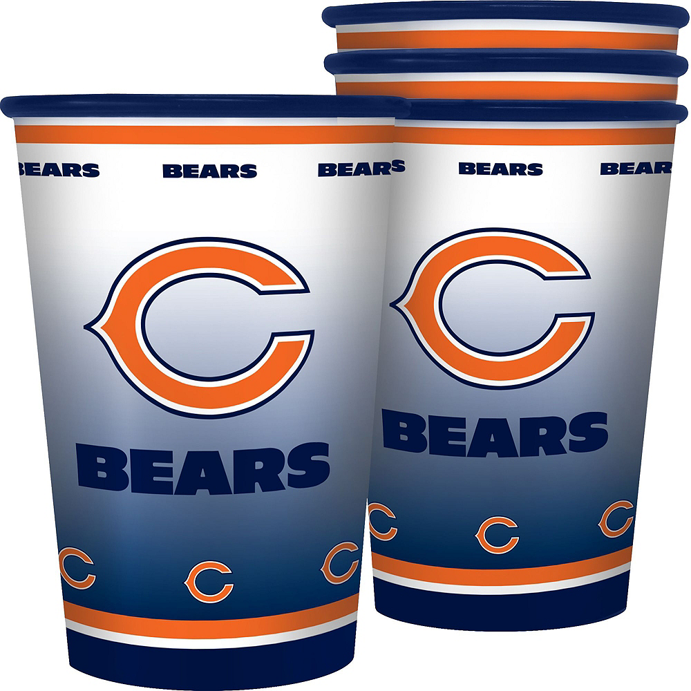 Chicago Bears Drinkware Tailgate Kit Image #2