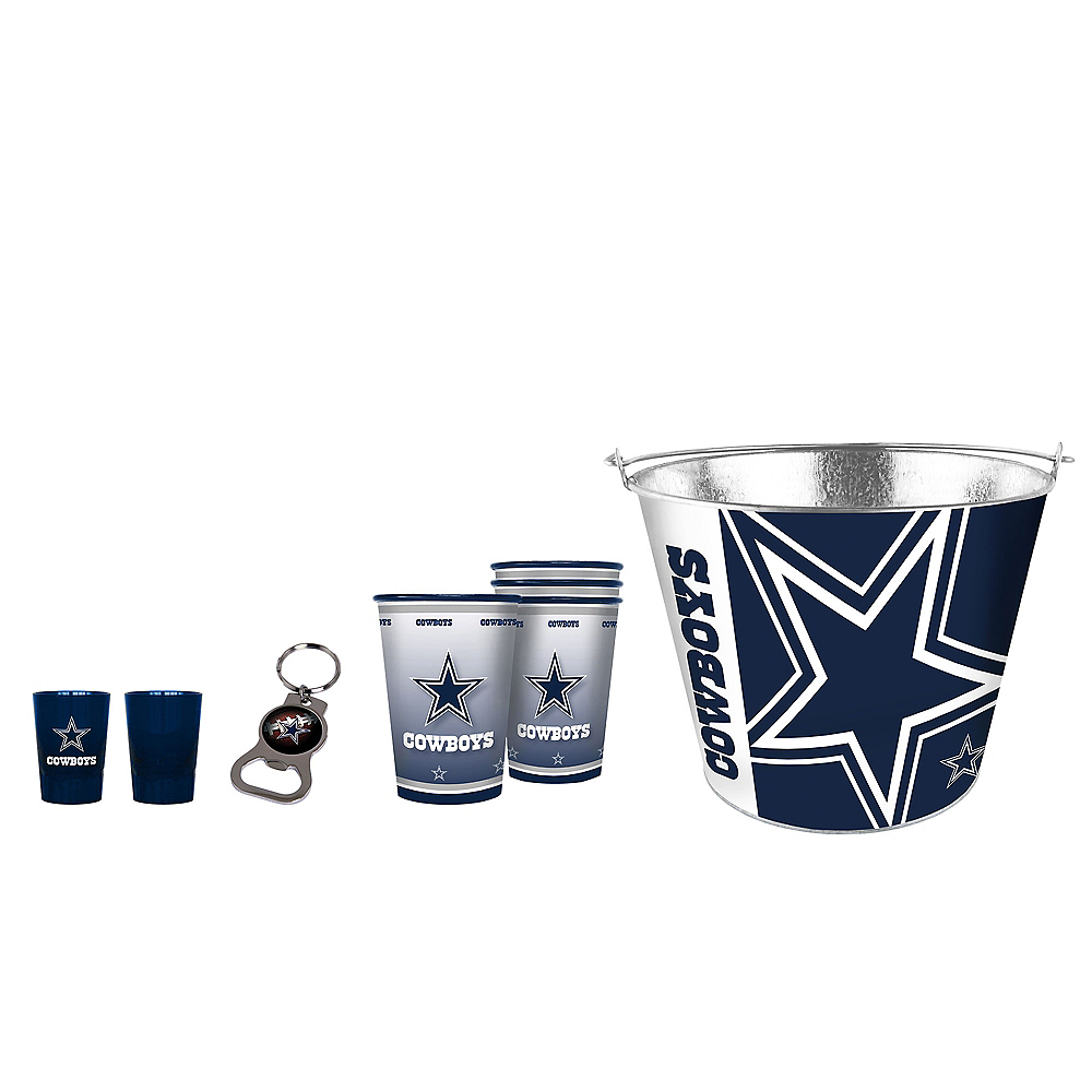 Dallas Cowboys Drinkware Tailgate Kit Image #1