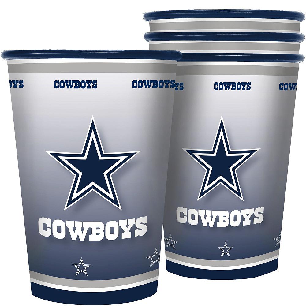 Dallas Cowboys Drinkware Tailgate Kit Image #2