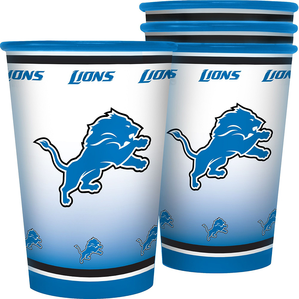 Nav Item for Detroit Lions Drinkware Tailgate Kit Image #2